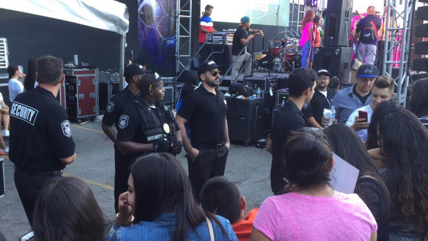 Event Security Los Angeles