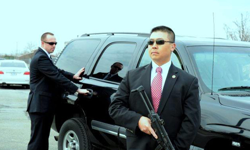 Private Security for hire Santa Monica